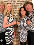 Een foto de lookalike van ABBA