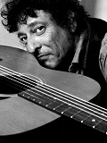Een foto de lookalike van Bob Dylan