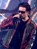Een foto de lookalike van Bono
