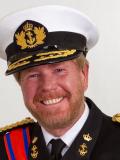 Een foto de lookalike van Koning Willem Alexander