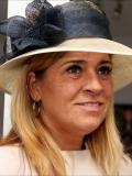 Een foto de lookalike van Koningin Maxima